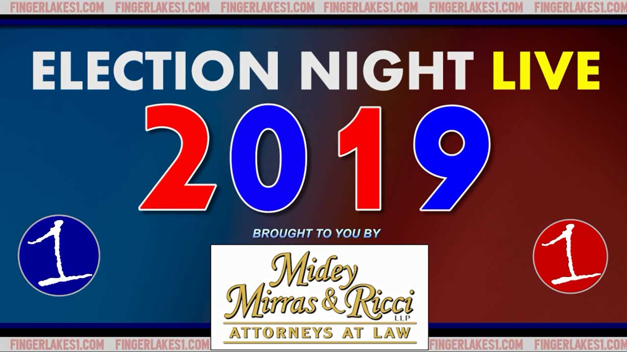 WEBCAST REPLAY: Election Night Live 2019 sponsored by Midey, Mirras & Ricci
