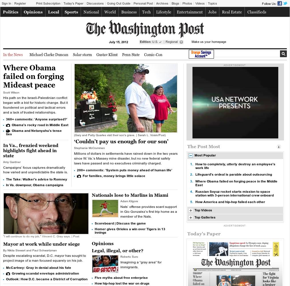 The Washington Post