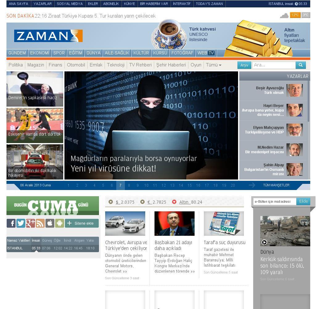 Zaman Online