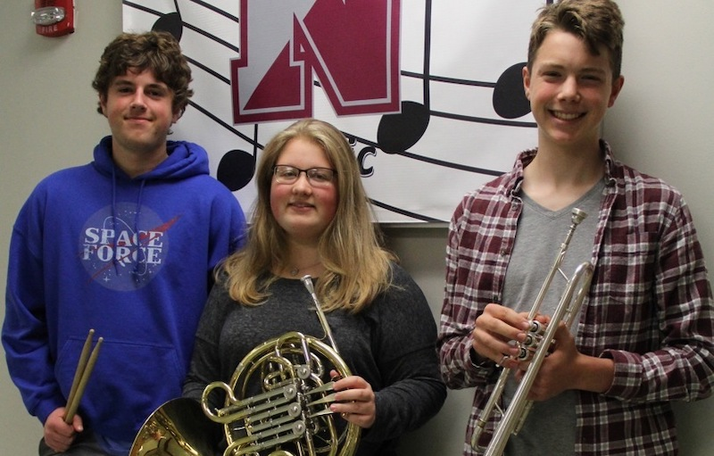 Newark HS students named to high level youth orchestra