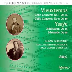 Alban Gerhardt, Royal Flemish Philharmonic, Josep Caballe-Domenech - Meditation in B minor 'Poeme', Op. 16
