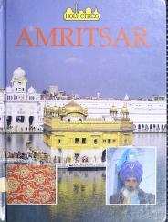 Cover of: Amritsar | Beryl Dhanjal