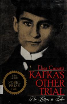 Cover of: kafka's other trial | Elias Canetti