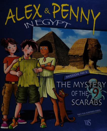 The mystery of the 9 scarabs by Giada Francia