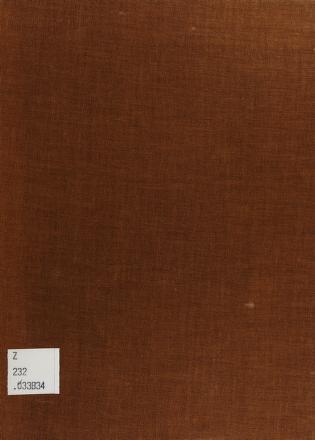 Cover of: The Officina Bodoni | Barr, John