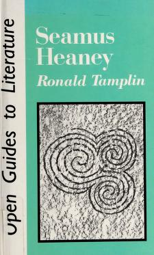 Cover of: SEAMUS HEANEY   Tamplin R