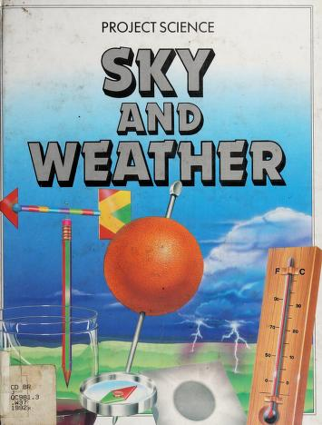 Cover of: Sky and weather | Ward, Alan